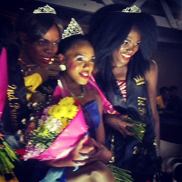 Here are the Miss Daveyton Winners.
