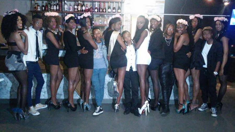 Mr & Miss Gay Daveyton Finalists